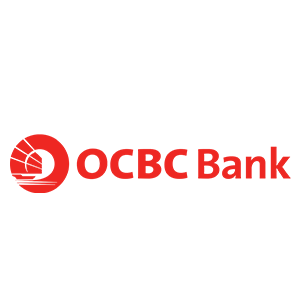 OCBC Bank logo | Partner with us for customised health screening, smoking cessation, health talks and workshops tailor for your employees' health needs.