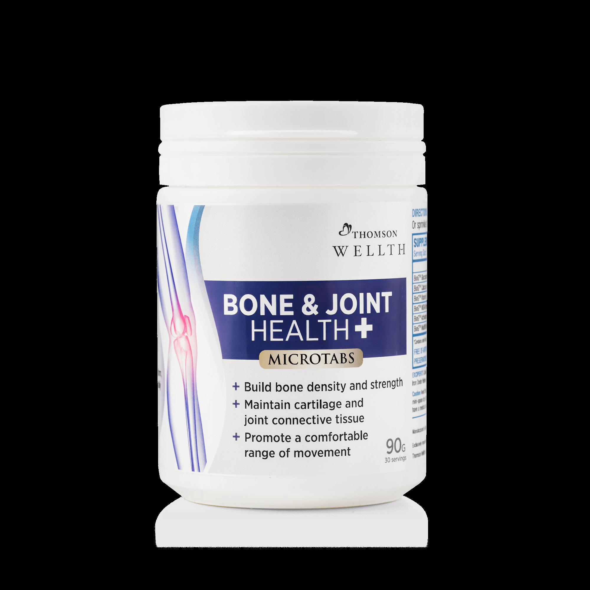 Thomson Wellth Bone & Joint Health Supplement