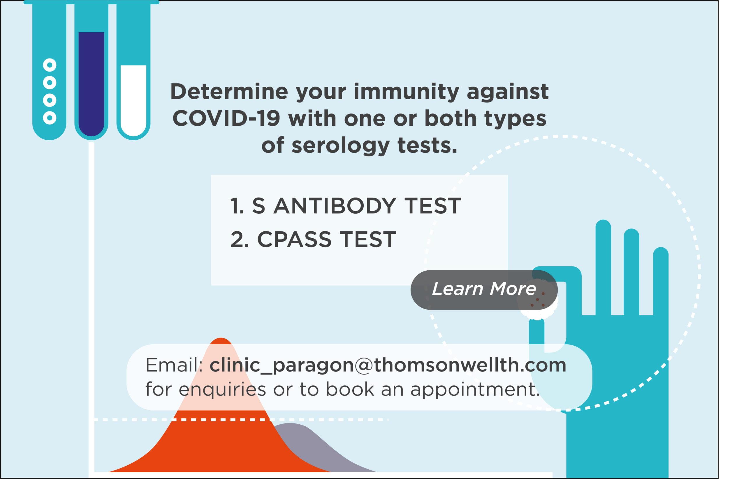 Thomson Wellth Serology Test Info