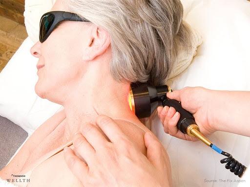 Low Level Laser Treatment