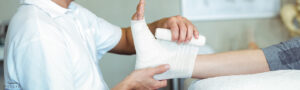 Sports Injury Sprained Ankle
